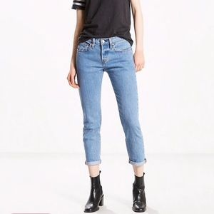 Levi's 501 taper jeans - American blue